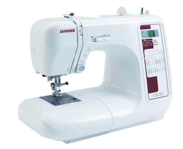 Janome CXL 301