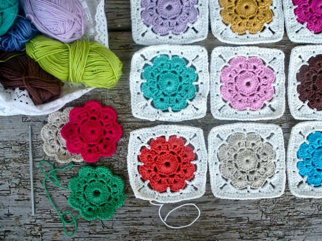 Crochet Lessons : Crochet Classes with Val Noye
