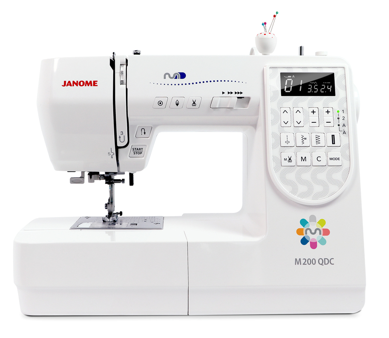 Janome M200 QCD - Franklins