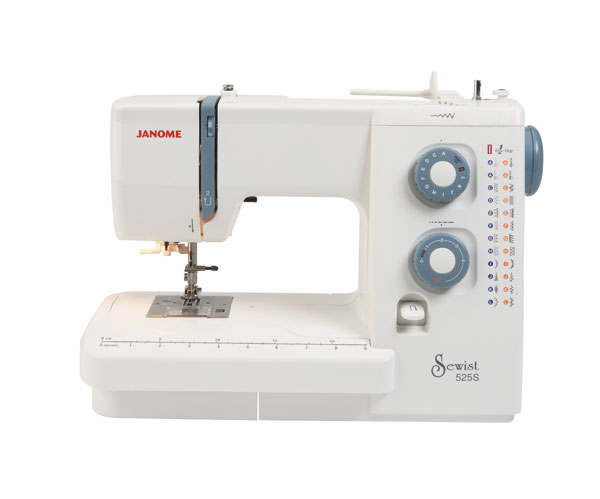 Janome 525s 2 - Franklins Group