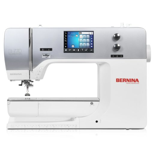 Bernina 770QE Machine - Franklins Group