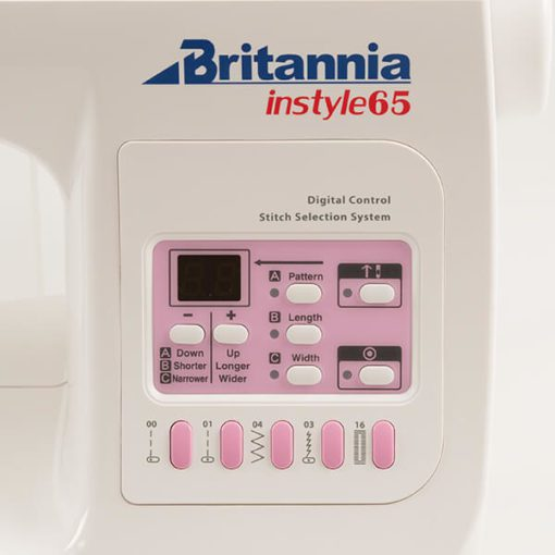 Britannia InStyle 65 - Franklins Group
