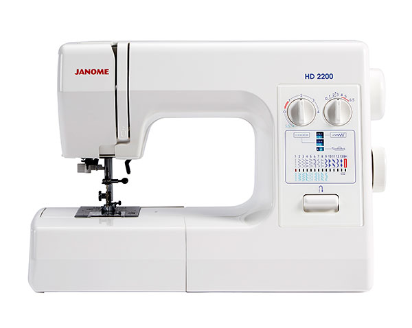 Franklins Janome HD2200 2 - Franklins Group