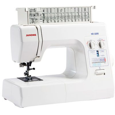 Franklins Janome HD2200 - Franklins Group