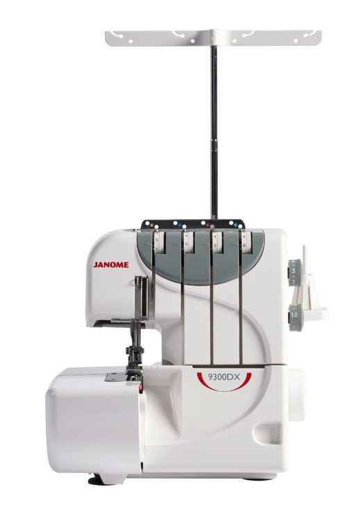 JANOME 9300DX 2a GREY