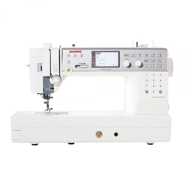 Janome MC6700P - Franklins Group