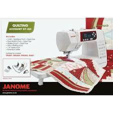 Janome Quilt Kit Franklins