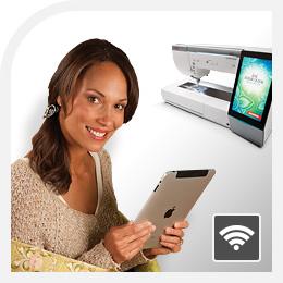 Janome MC15000 wifi - Franklins Group
