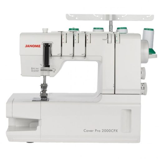 Janome-Cover-Pro-2000CPX - Franklins Group