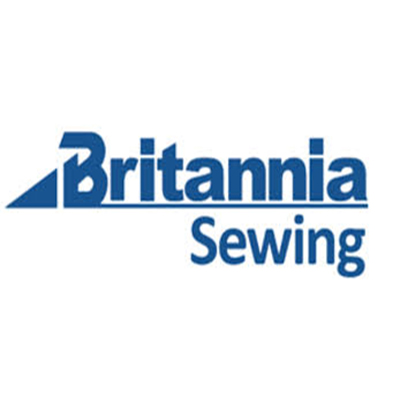 Britannia sewing logo