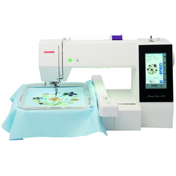 janome-mc-500-e - Franklins Group
