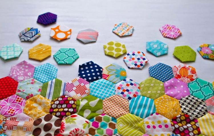 Sue's Patchwork Block of the Month - Franklins Group