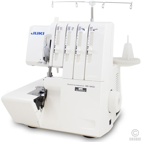 Juki Mo-104d franklins group overlocker - Franklins Group
