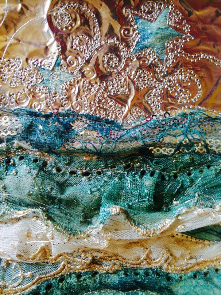 Glitter Landscapes with Alexandra Waylett - Franklins Group