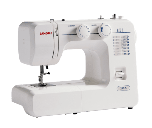 JANOME 219-S Franklins sewing machines
