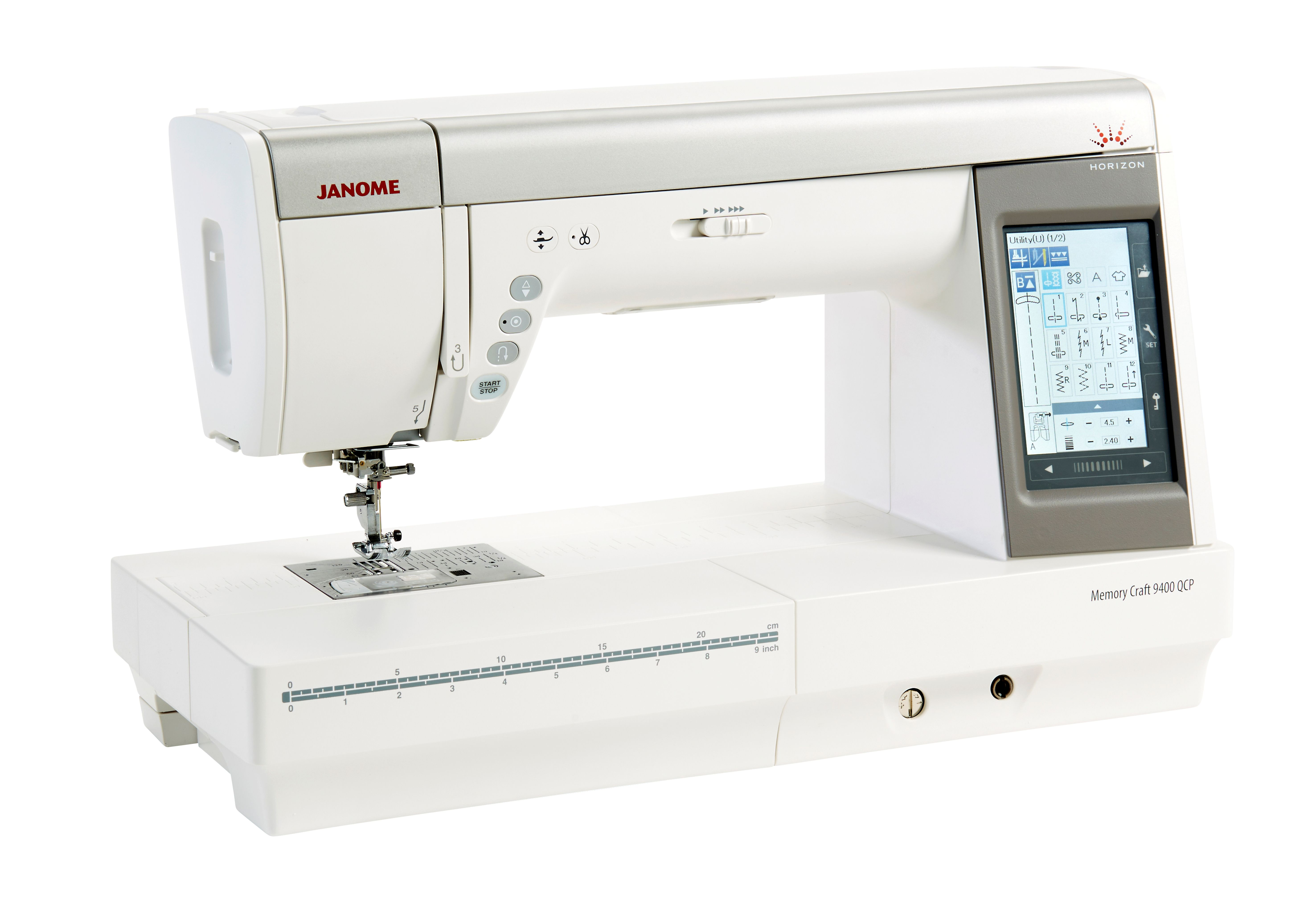 Janome MC9400 6 - Franklins Group