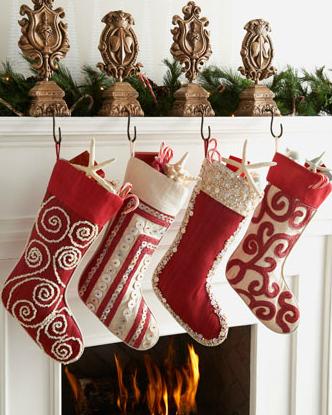 Franklins Christmas Stocking - JUKI IV - Franklins Group