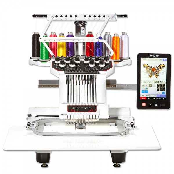 Brother PR-1050X Embroidery machine - Franklins Group