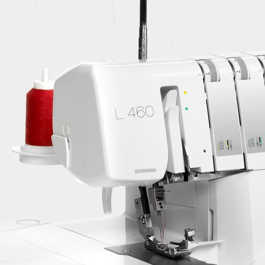 Bernina L460_Keyfeature_Easy Threading - Franklins Group