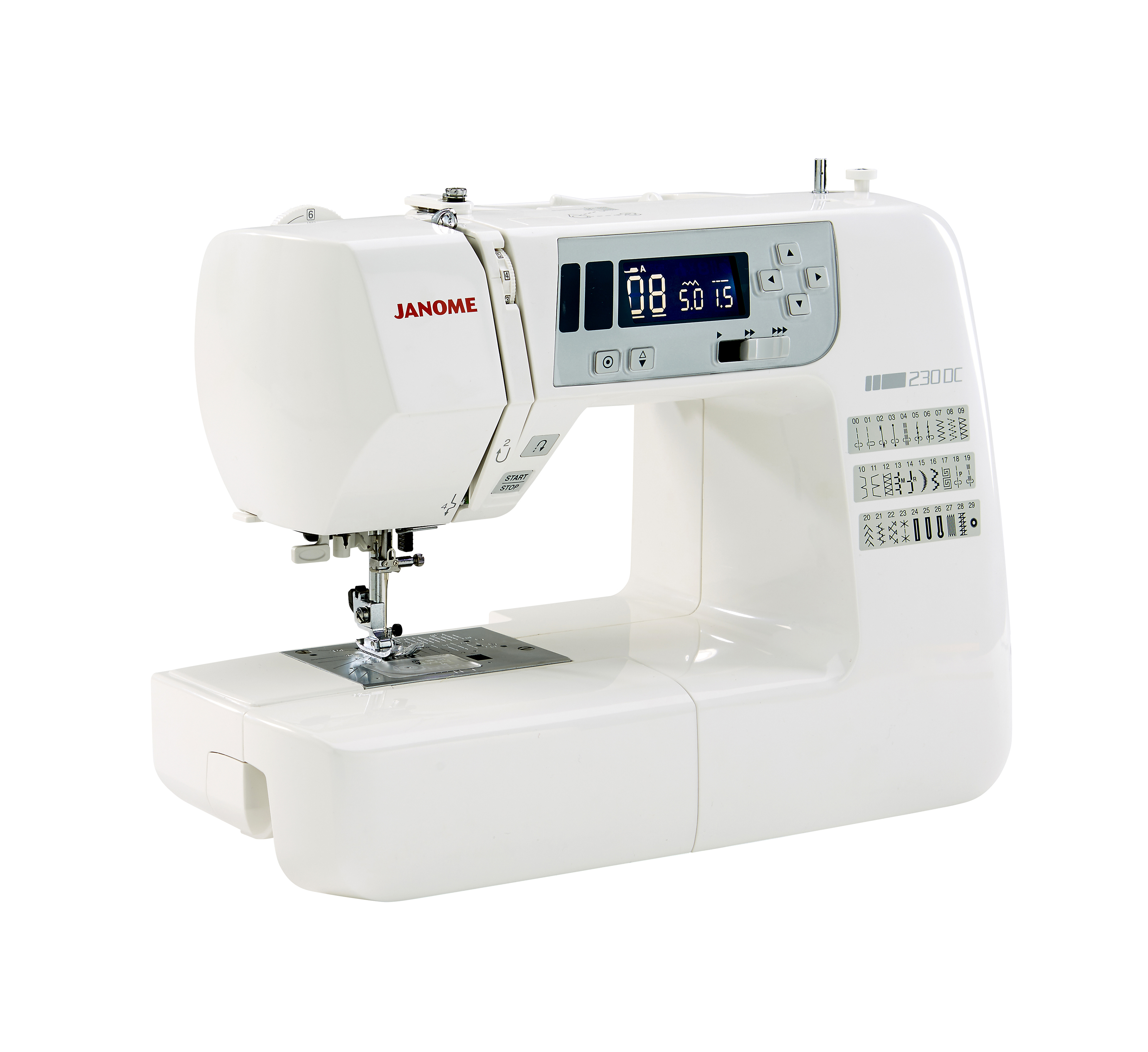 Janome 230DC - Franklins Group