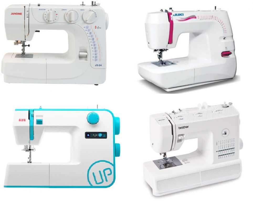 Mechanical Sewing Machine Class - Franklins Group