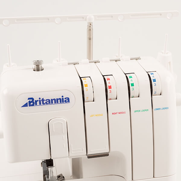 Britannia 4DR tensions - Franklins Group