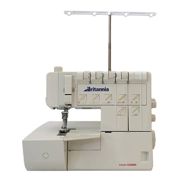 Britannia CS4000 Coverstitch machine - Franklins Group