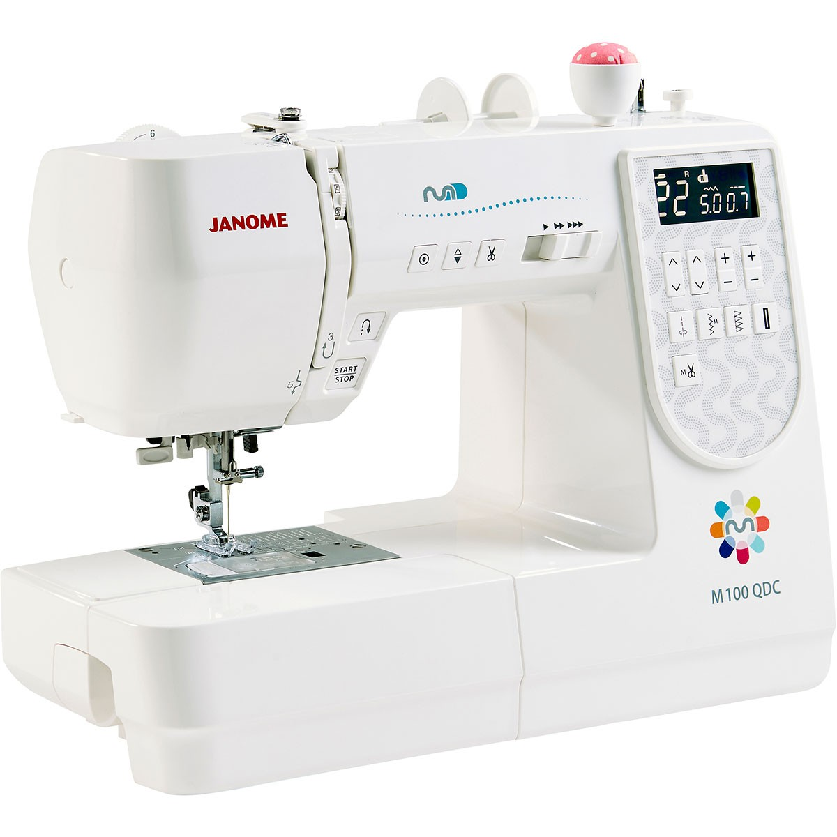 janome M100_qdc 2 - Franklins Group