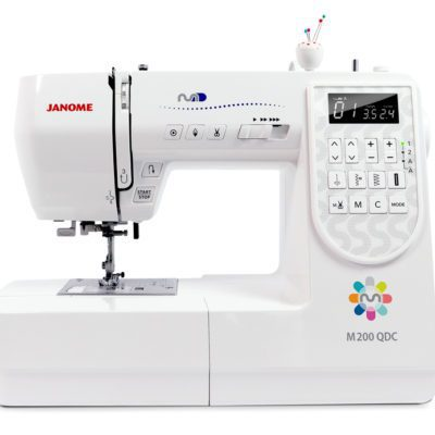 Janome M200 QDC 4 - Franklins Group