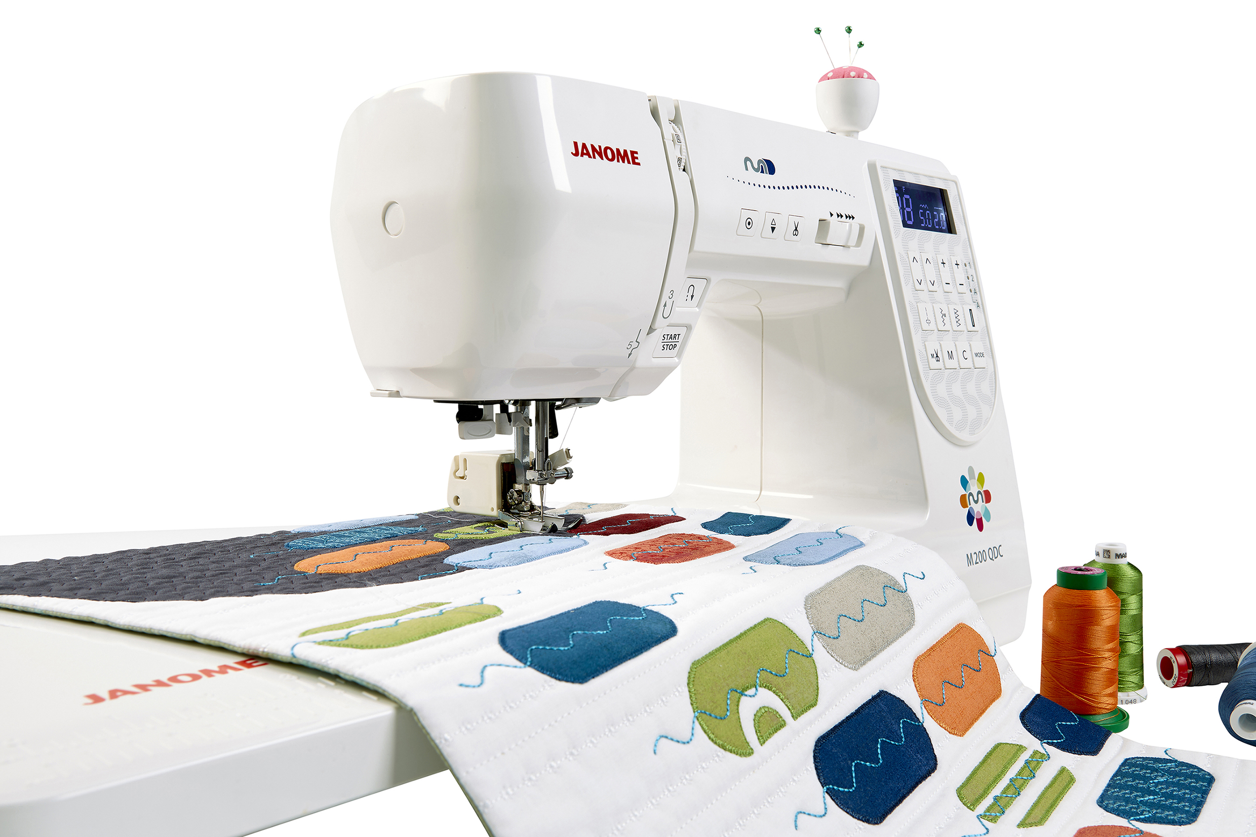 Janome M200 QDC 3 - Franklins Group
