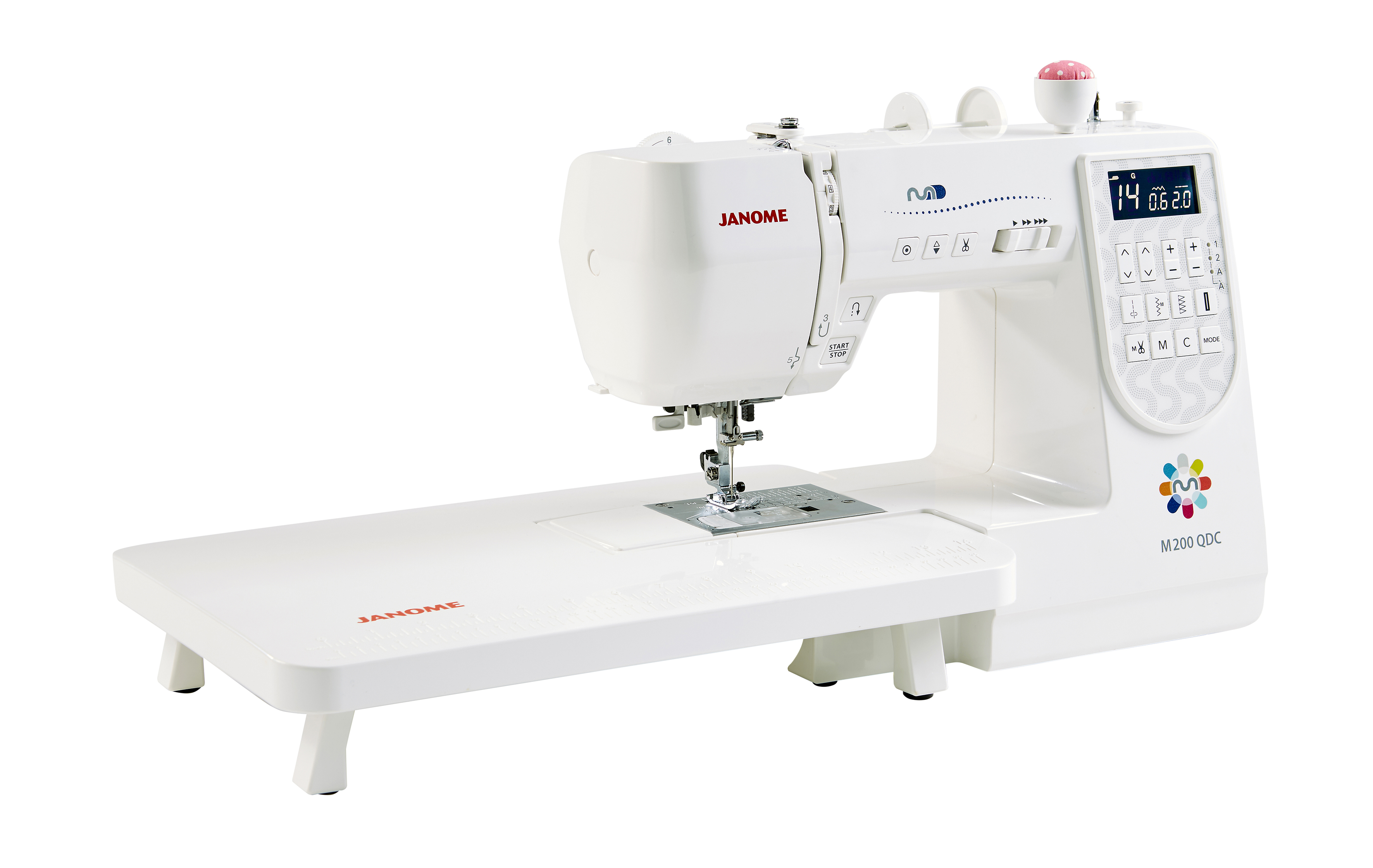 Janome M200 QDC 2 - Franklins Group