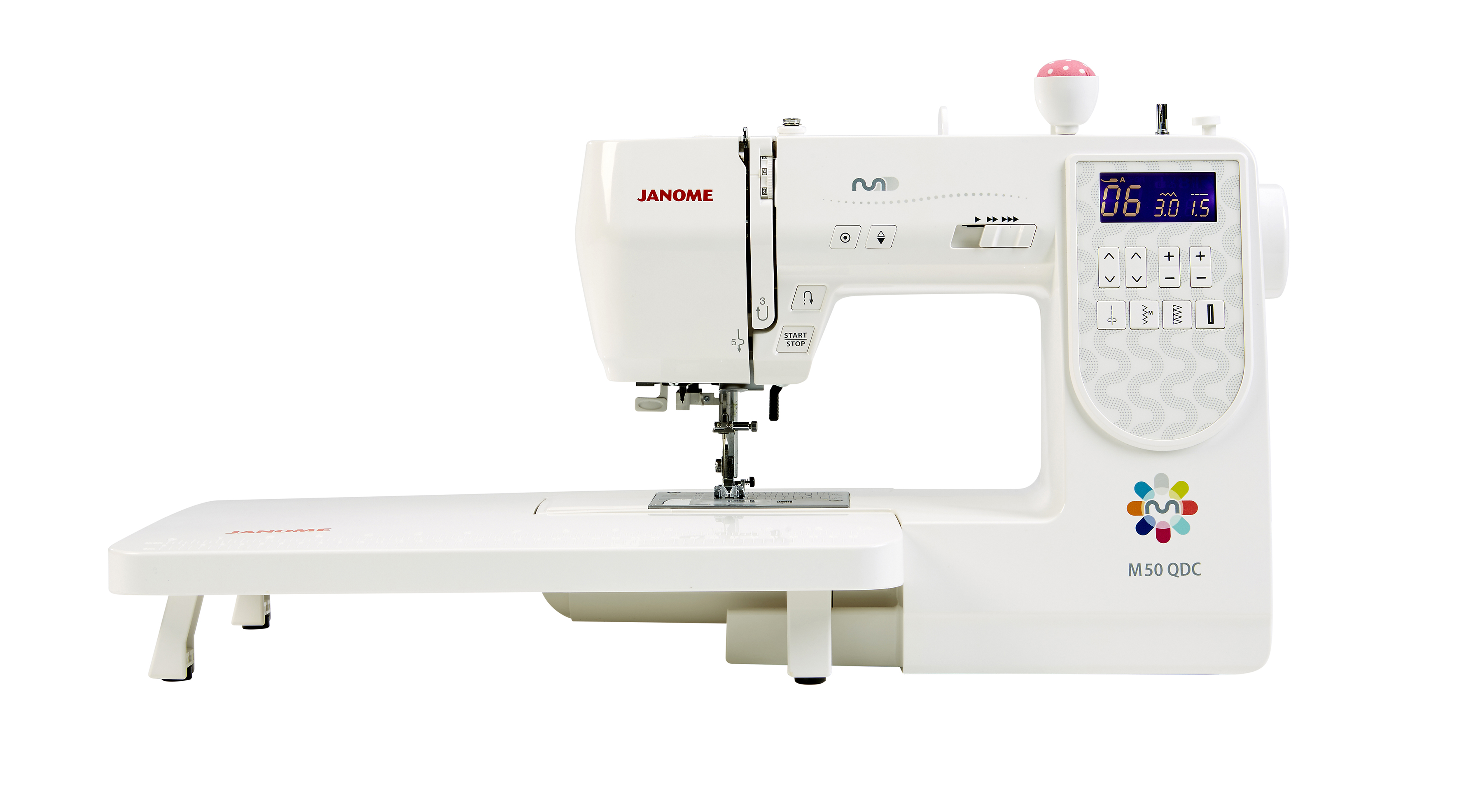 Janome M50-QDC 3 - Franklins Group