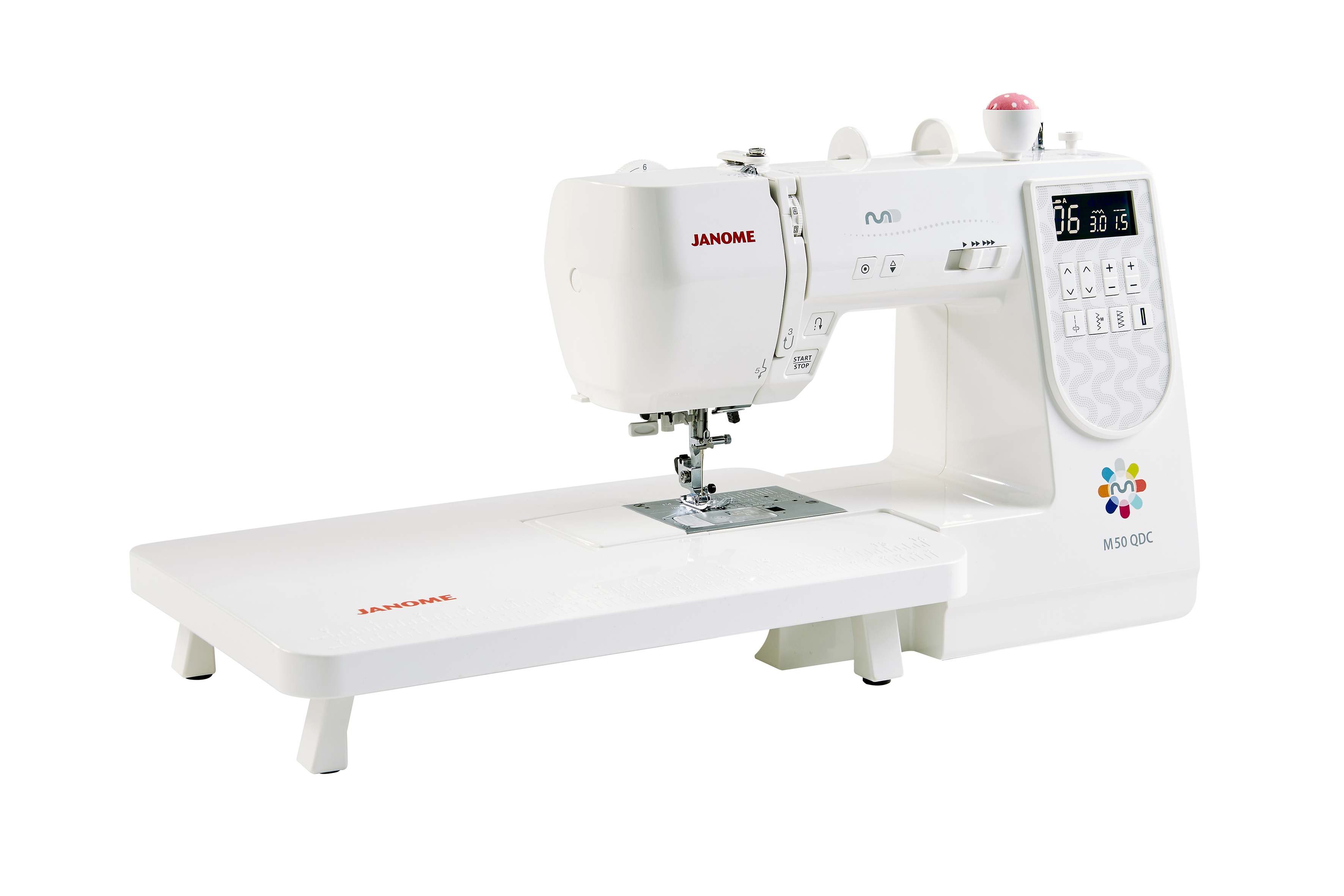 Janome M50-QDC 2 - Franklins Group