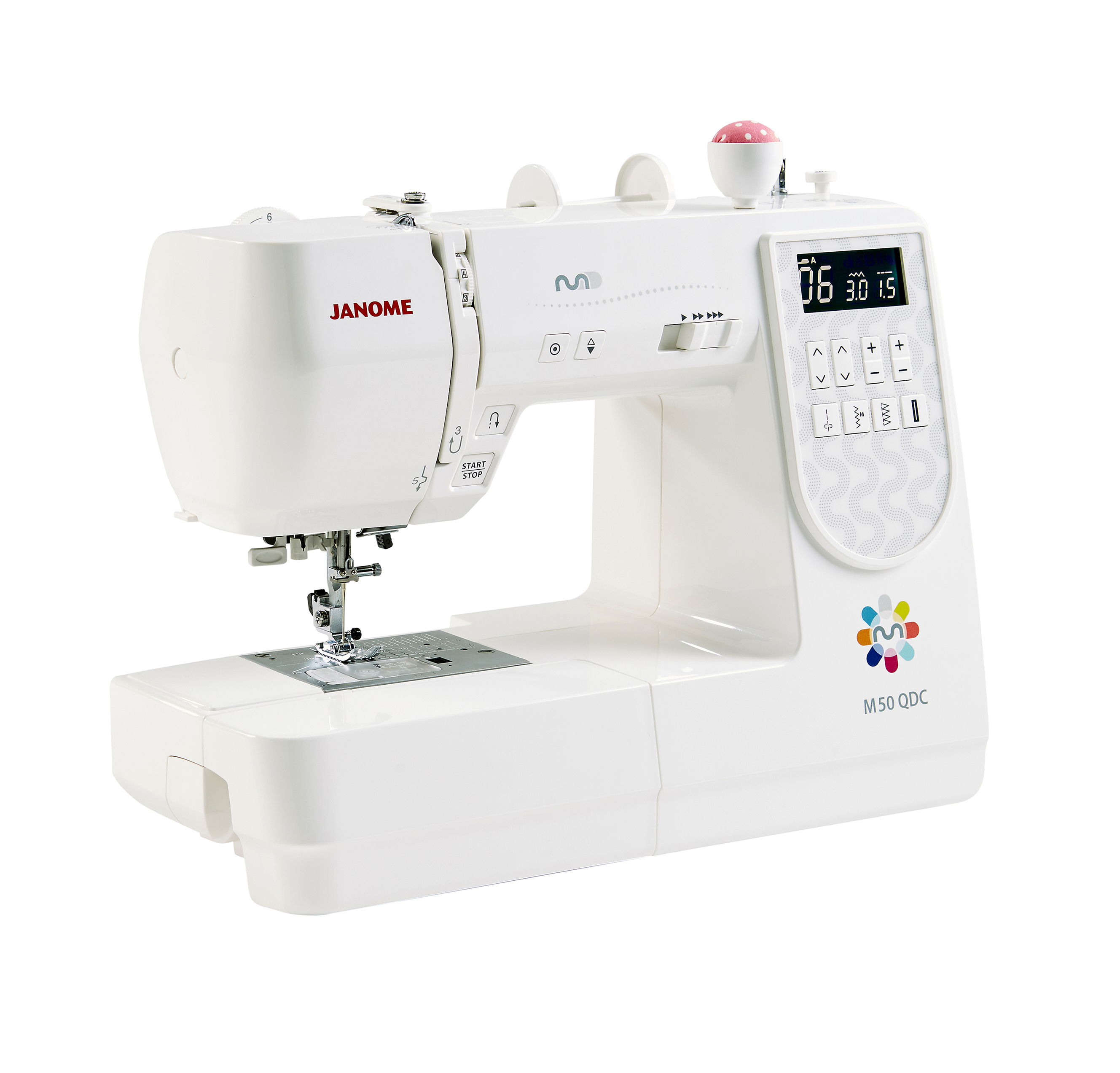 Janome M50-QDC - Franklins Group
