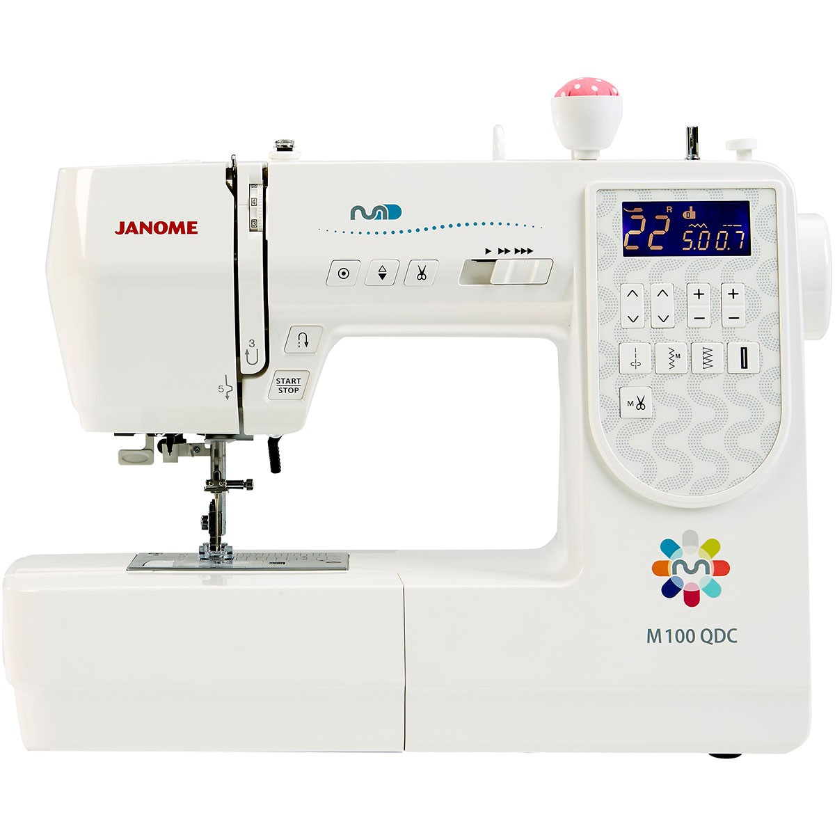 janome M100_qdc - Franklins Group