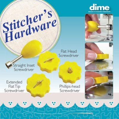 Stitchers Hardware