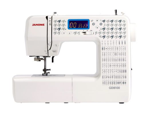 Janome GD8100 Franklins sewing machines