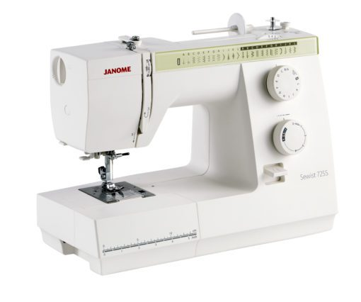 Janome-Sewist-725S - Franklins Group