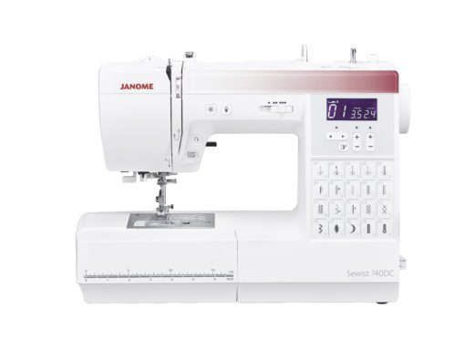 janome Sewist 740DC - Franklins Group