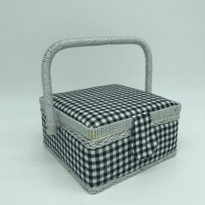 Black & White Gingham 2 - Franklins Group