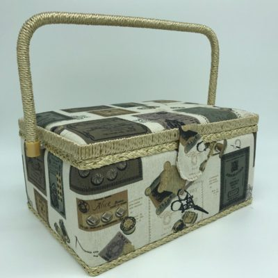 Large Sewing Box - Traditonal - Franklins Group
