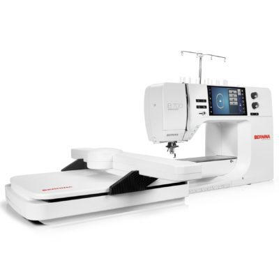 Bernina 700e embroidery only machine - Franklins Group