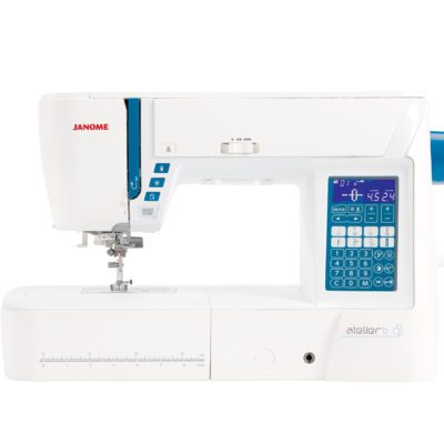 Janome Atelier 6 Sewing Machine - Franklins Group