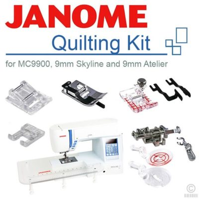 Janome Quilt Kit - Franklins Group