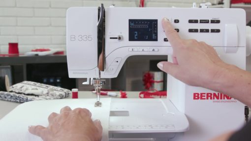 bernina 335 sewing machine - Franklins Group