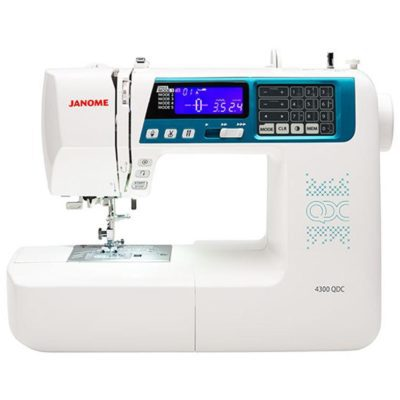 Janome 4300QC - Franklins Group