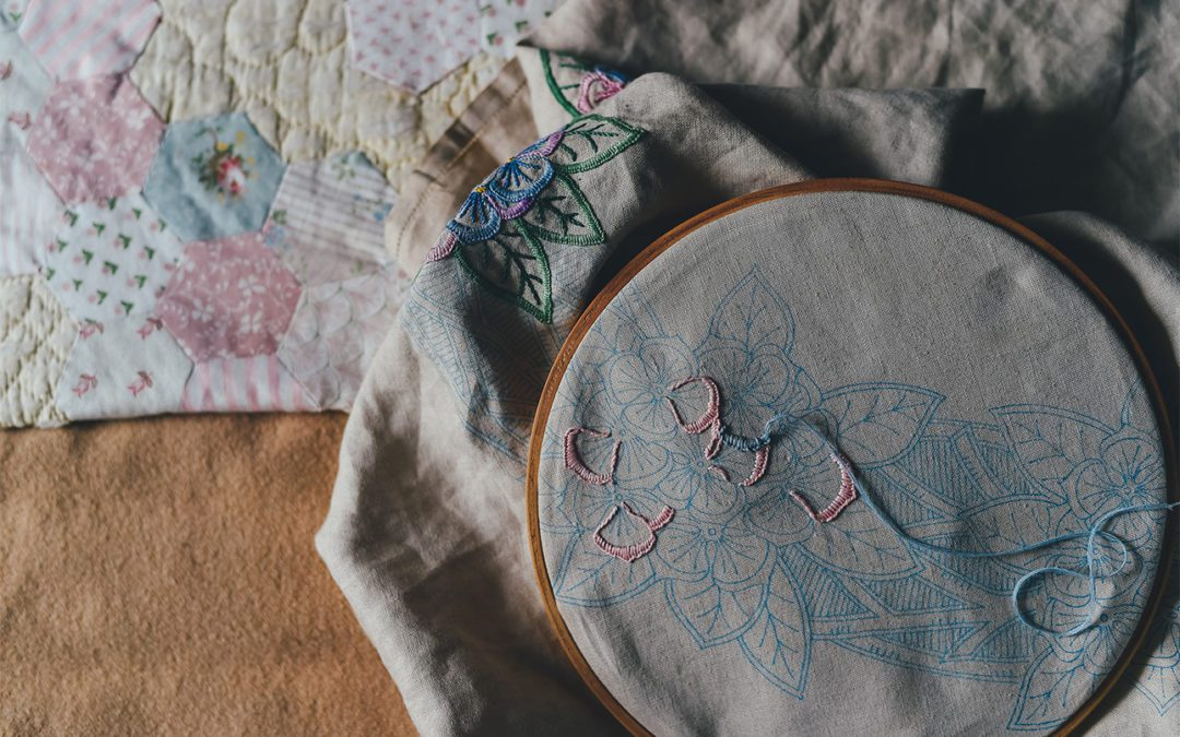 Basic guide to embroidery stitches