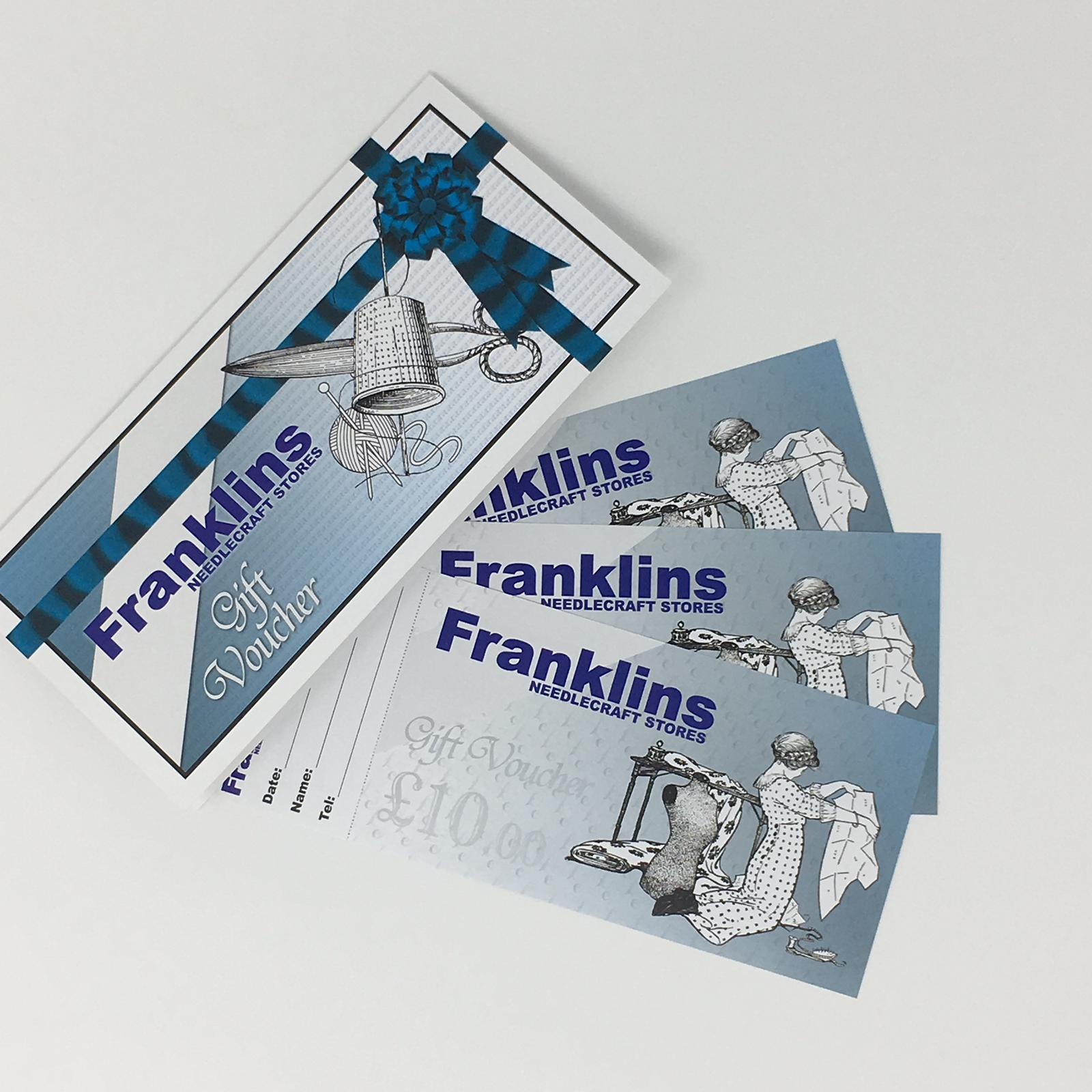 Franklins-Gift-Voucher - Franklins Group