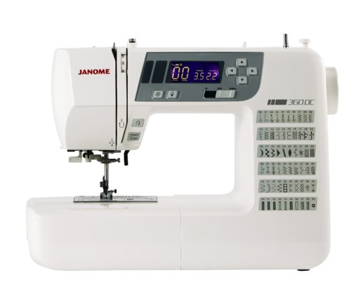 Janome 360DC Franklins Sewing