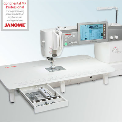 Janome Continental M7 Large Table